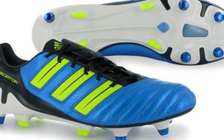 Pánské kopačky ADIDAS Predator Zahajte fotbalovou sezónu s kopačkami Adidas adiPower Predator XTRX SG. Design kombinující jedinečnou technologii pro lepší kontakt s míčem, lehkost i stabilitu.