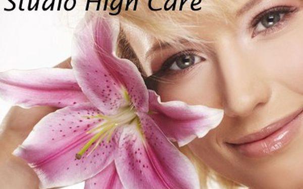 Vlasy i ruce mohou udělat dobrý dojem – stačí jednoduchá péče! Jsou pro nás tak důležité, že si určitě zaslouží naši každodenní pozornost. Ve studiu HIGH-CARE můžete mít obojí z pouhých 385 kč !!