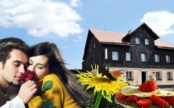 Jen 1399 Kč za TŘÍDENNÍ romantickou dovolenou PRO DVA v 3* hotýlku Arnica v malebné přírodě! PLNÁ PENZE a uvítací palačinka v hotelové restauraci! WiFi v pokoji zdarma!