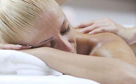 RELAXAČNÍ MASÁŽ zad a šíje v délce 60 minut jen za 225 Kč! Užijte si odpočinek při relaxační masáži zad a šíje s přikládáním relaxačních kamenů v salonu Kavityprim v centru Zlína.