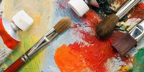 Kurz uměleckých technik se slevou 28%