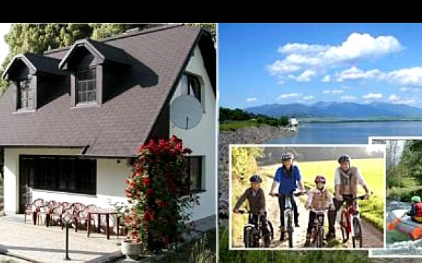 3 345 Kč za nádhernou jarní dovolenou v TATRÁCH pro 4 osoby, s ubytováním na 4 dny v chatkách Aquatherm, v nejvyhledávanějším regionu na Slovensku – LIPTOVĚ!