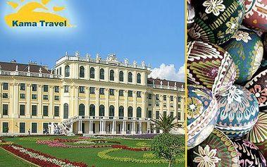 Výlet do velikonoční Vídně! Vydejte se prozkoumat velikonoční Vídeň, navštivte tradiční trhy a zámek Schönbrunn!