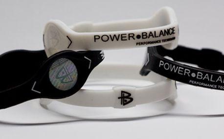 Pouhých 69 Kč za světově proslulý náramek Power Balance v originálním balení. Zvyšte svoji rovnováhu, sílu a pružnost stejně jako mnoho vrcholových sportovců a úspěšných lidí. Sleva 73 %!