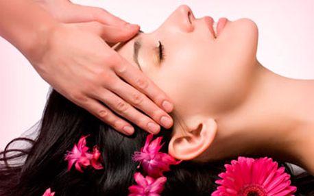 Skvělých 140 Kč za 30 minutovou antistresovou masáž hlavy, obličeje a dekoltu! Ulevuje od napětí a stresu, kterému jsme neustále vystavováni. Dovede Vás k maximální relaxaci a uvolnění. Působí jako lék na různé bolesti a napětí ve svalech krku a ramen. Sleva 42 %!