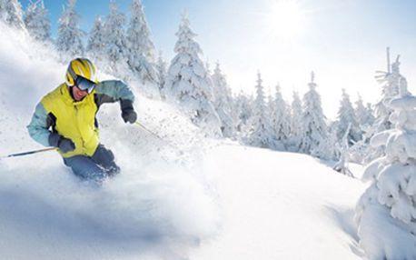 Celodenní SKIPASS + slevy do Ski areálu Vaňkův kopec Celodenní permanentka do Ski areálu Vaňkův kopec v Nízkém Jeseníku s možností 50% slevy na zapůjčení vybavení a 10% slevy na instruktora. Poslední možnost si zalyžovat!