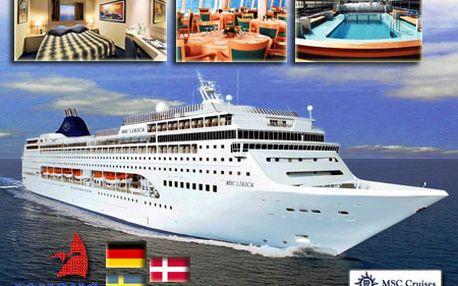 Luxusná 5-dňová PLAVBA po nádhernej ŠKANDINÁVII pre 2 osoby s kajutou s výhľadom na more, plná penzia + 2 deti do 17 rokov zdarma! Spoznajte krásy a pamätihodnosti Škandinávie na trase Kiel - Visby - Kodaň - Göteborg! Len teraz 54% zľava!