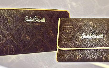 Dámská peněženka Giulia Pierlli se 40% slevou!! Pořiďte si skvělý doplněk do Vaší kabelky!