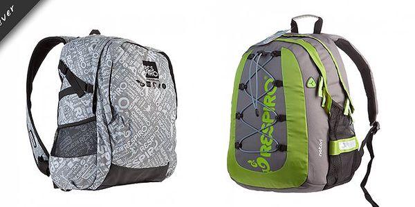 Batohy RESPIRO – dva luxusní designy na výběr jen za 649Kč! Prostorné a zcela elegantní batohy Respiro. Žádného modelu není na světě více než 500 kusů. Vy je můžete mít se slevou 45%.