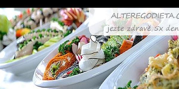 Zdravá, nutričně vyvážená strava po dobu pěti dnů s kompletním denním menu. Hubni zdravou formou bez investice vlastního času se slevou 61% za pouhých 1275 Kč.