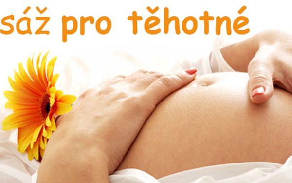 Kupon na slevu 62% na SPECIÁLNÍ masáž pro TĚHOTNÉ! Dopřejte úžasnou relaxaci sobě i miminku! Jedinečná nabídka pro všechny nastávající maminky!