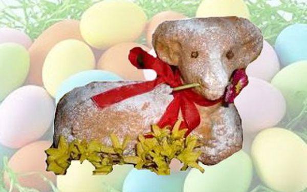 Velikonoční beránek a 1 kg cukroví jen za 225 Kč! Domácí výroba, kvalitní suroviny!