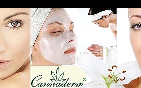 149 Kč za kompletní ošetření pleti přírodní léčebnou kosmetikou CANNADERM včetně úpravy a barvení obočí, v příjemném studiu Tereza v Praze, nyní se 67% slevou.