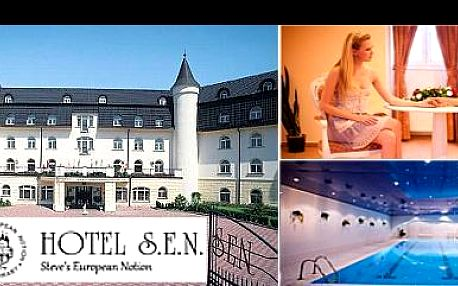 Luxusný 3denný pobyt pre 2 osoby v 5* hoteli SEN za 269€! Raňajky, romantická večera, vírivka, bazén a omnoho viac! O luxuse nemusíte iba snívať, luxus môžete zažiť!