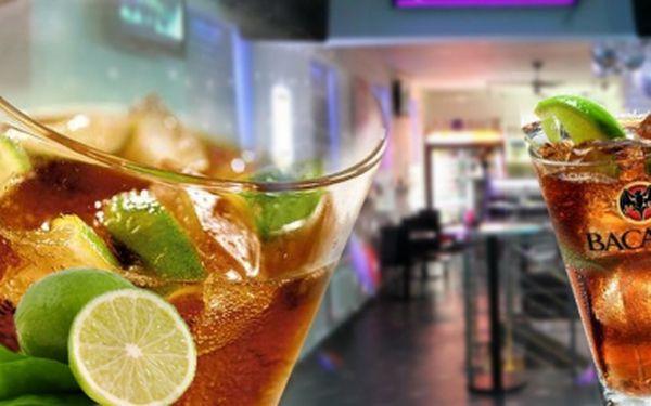 2x Cuba Libre za skvělých 80 Kč! Přijďte si s přáteli na tento oblíbený míchaný nápoj a ušetřete! Míchaný drink CUBA LIBRE s 50% slevou!