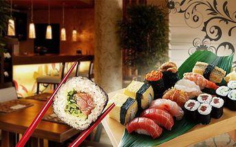 Ochutnali ste už pravé japonské sushi? Máme pre Vás exkluzívne 3-chodové menu pre 2 osoby vo Wasabi Sushi Bare iba za 17,90€! Vyskúšajte toto tradičné japonské jedlo s tisícročnou históriou!