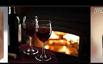JEN 550 Kč za nejexkluzivnější portské z rodiny CRUZ. Vychutnejte si vynikající révové víno s přídavkem pravé brandy PORTO CRUZ VINTAGE, nyní s 38% slevou.