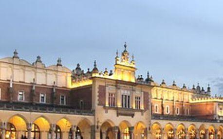 1denní poznávací zájezd do polského města králů Krakowa a koncentračního tábora vOsvětimi