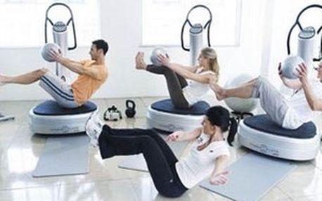 Poweplate, 3 lekce cvičení na revolučním stroji! Posiluj bezpečně a účinně!