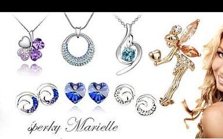 40% zľava na všetky šperky v internetovom obchode Marielle.sk. 18 € za nákupný poukaz v hodnote 30 eur. Iba teraz, šperky Marielle s jedinečnou zľavou 40%.
