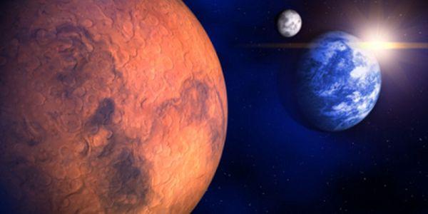 Pozemek na Marsu o rozloze 1 akr jen za 390 Kč!