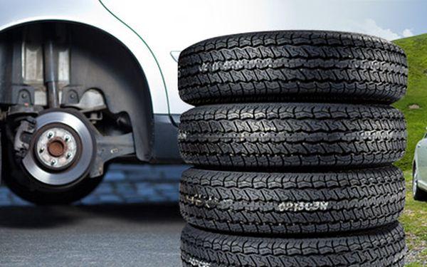 299 Kč za letní přezutí vašeho vozu. Kompletní servis včetně vyvážení kol. Bezstarostná jízda a sleva 68 %.