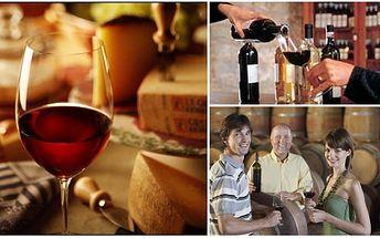 Jen 209 Kč za vstup na VELETRH VÍNO & DELIKATESY! Výběr z 2000 vín z celého světa, 146 vystavovatelů! Speciální dny zaměřené na moravská, bulharská, španělská a italská vína! Celodenní vstup, degustace vín!