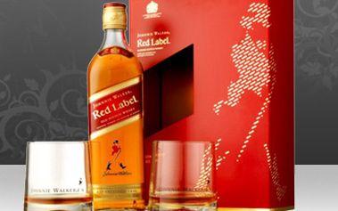 Neuvěřitelných 279 Kč za 0,7l láhev whiskey Johnnie Walker Red! Nejprodávanější skotská whiskey ve světě! Vychutnejte si kvalitní pití se slevou 27 %