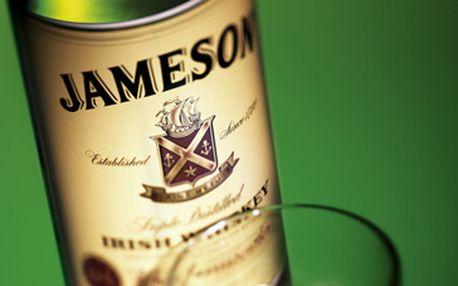 Neuvěřitelných 289 Kč za 0,7l láhev whiskey Jameson! Nejprodávanější irská whiskey na českém trhu i ve světě! Vychutnejte si kvalitní pití se slevou 26 %!