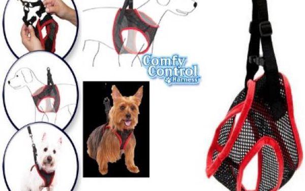 Comfy control-postroj pro pejska a jeho zdraví za cenu 199kč poštovné zdarma