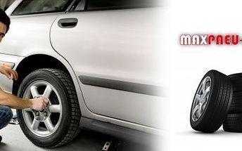 10,50 eur za prezutie zimných pneumatík za letné. Jazdite bezpečne a pohodlne v každom počasí so zľavou 61 %!