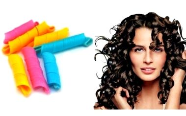 16 MAGICKÝCH NATÁČEK na různé délky vlasů a komu háček. Pro krásný účes už nemusíte chodit do kadeřnictví.
