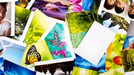 10 PLAKÁTŮ 45x32 cm z vlastních fotografií, včetně poštovného Zhotovení 10 ks plakátů z vlastních fotografií o velikosti 45x32 cm s bílým okrajem. Tisk ve vysokém rozlišení na lesklý křídový papír. V ceně je již zahrnuto poštovné.