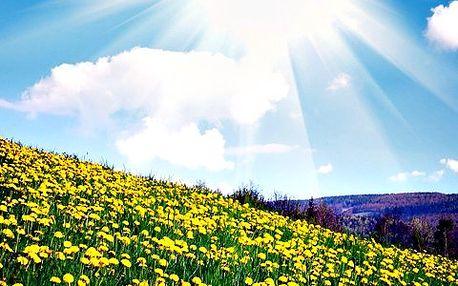 3 dny v Krkonoších pro DVA! Jarní dovolená pro milovníky přírody. Snídaně, láhev vína na pokoji a děti do 10 let zdarma! Platnost poukazu až do 30.6.2012.
