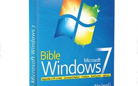Knižní bestseller – bible microsoft windows 7. Vše důležité + nejlepší tipy & triky pro práci s počítačem!