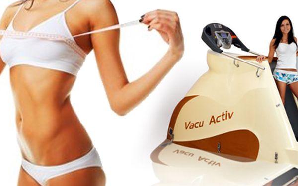 99 Kč za VacuThermActive s infra RED! 2x rychlejší spalování tuku! Novinka v boji proti celulitidě a přebytečným kilogramům. Jedná se o kombinaci podtlaku s infraRED a pohybu na běžeckém pásu. Tento způsob cvičení je nejefektivnější pro spalování tuků, odstranění celulitidy, formování postavy a zlepšení kondice. BONUS při koupi 10 vstupů a více: Analýza Komplet In Body (45 minut) v hodnotě 500Kč!