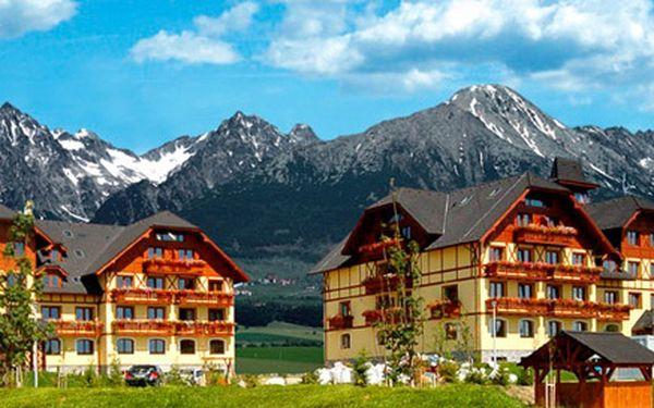 79 eur za 3 dňový pobyt vo VYSOKÝCH TATRÁCH pre dve osoby v apartmánoch LOMNICA**** s kvalitným wellness centrom. Vychutnávajte si Vysoké Tatry plnými dúškami!