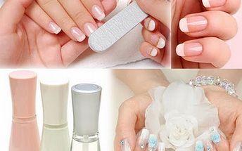 Japonská manikúra P-shine, výživa pro Vaše nehty. Stop třepivým a lámavým nehtům.