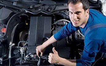 PÉČE o KLIMATIZACI- připravte své vozidlo na léto Naplnění, vyčištění a vydezinfikování klimatizace vozidla před létem. Balíček obsahuje také zjištění netěsností chladiče a trubek chladícího systému, novou náplň chladiva a kontrolu tlaku.