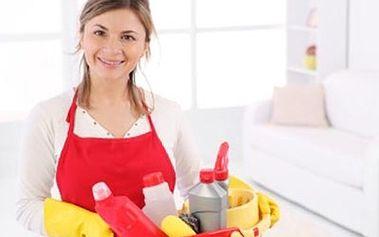 Kompletní jarní ÚKLID bytu nebo domu bez práce Úklid bytu nebo domu profesionální úklidovou firmou. Standardní služby zahrnují vytření podlah, luxování, utření prachu, mytí vany, sprchového koutu, umyvadla a wc.
