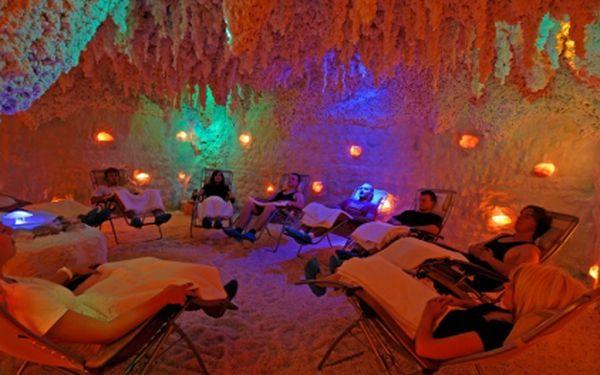 Návštěva solné jeskyně až pro 6 OSOB za pouhých 450 Kč!! Udělejte něco pro své zdraví a přijďte relaxovat s rodinou, či kamarády a to s 50% slevou.