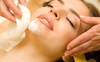 Botoxová maska pleť omladí! Balíček s odlíčením, ultrazvukovou špachtlí, masáží, maskou, krémem a úpravou obočí!