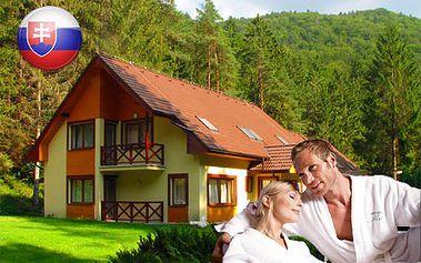 3-dňový RELAXAČNÝ pobyt pre 2 osoby v luxusných apartmánoch v GADERSKEJ DOLINE, uprostred prekrásnych hôr Veľkej Fatry! V cene polpenzia, fínska sauna + voľný vstup do posilňovne! Zažite božský relax a malebnú jar na Turci so zľavou až 55%!