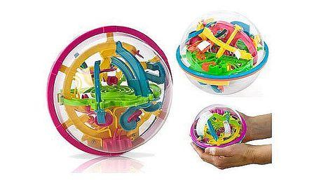 OLOMOUC - 299 Kč za hlavolam roku 2011. 3D inteligentní koule o průměru 20 cm - propracované bludiště se 100 překážkami se slevou 50 %!