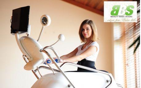 Pouhých 130 Kč za 30 minutové cvičení s osobním trenérem na přístroji VACUSHAPE. Využijte 66% slevu na tvarování postavy s tímto speciálním přístrojem v Beauty Body studiu a udělejte něco pro svojí krásu a zdraví.