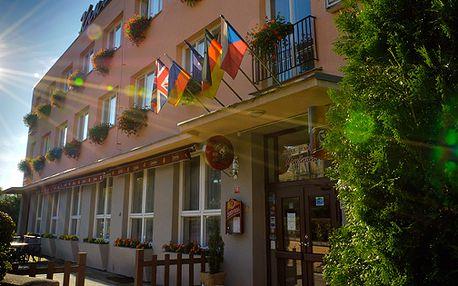 Romantické 3 dny na Karlovarsku v hotelu Krušnohor pro 2 osoby