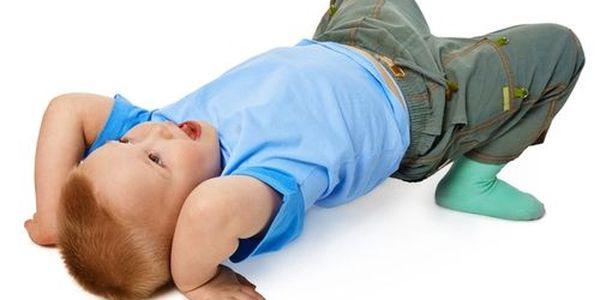 Nudíte se se svými dětičkami? Přijďte si zacvičit do Expresky! Cvičení maminek s dětmi do 3 let nyní za nepatrných 45 Kč!