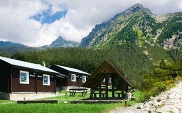 Pobyt v chatách v Nízkých Tatrách uprostřed přírody pro romanticky založené. Pro DVA i více osob. Turistika, sport, atrakce - skvělá volba pro rodinu či partu přátel!