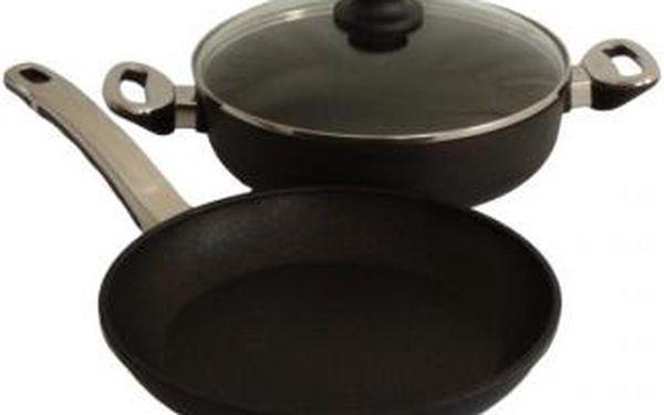 Slevový kupon 75% na titanové nádobí