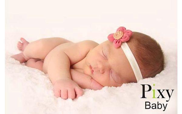Nakupujte známé originální české kojenecké a dětské oblečení PixyBaby. Poukaz na nákup ve výši 500 Kč jen za 350 Kč na veškeré oblečení.